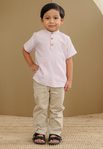 Ratna Boy (Dusty Purple Pink)