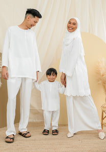 Embun Boy (White)
