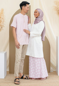 Ratna Kurong (Dusty Purple Pink)