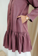 Load image into Gallery viewer, Lunaa Ruffle Top (Ribena)