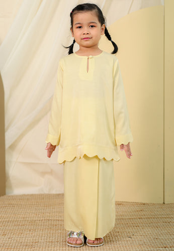 Embun Girl (Pastel Yellow)
