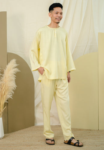 Embun Men (Pastel Yellow)