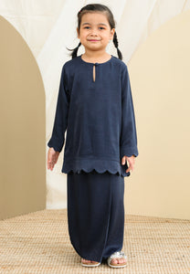 Embun Girl (Dark Blue)