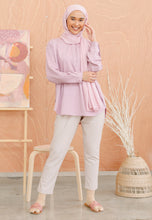 Load image into Gallery viewer, Aleesa Plain Top (Lavender)