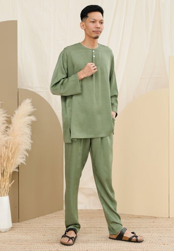 Embun Men (Olive Green)