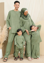 Load image into Gallery viewer, Embun Girl (Olive Green)