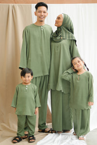 Embun Boy (Olive Green)