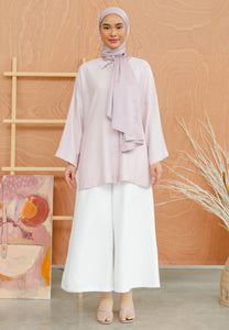 Auliaa Baggy Top (Blush)