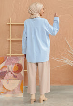 Load image into Gallery viewer, Damiaa Basic Top (Pastel Blue)