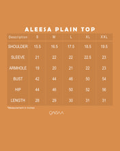 Load image into Gallery viewer, Aleesa Plain Top (Nude Brown)
