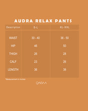 Load image into Gallery viewer, Audra Relax Pants (Nude Brown)