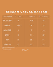 Load image into Gallery viewer, Eimaan Casual Kaftan (Dusty Pink)