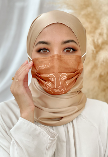 QAYSAA Disposable Face Mask