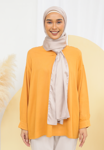 Diinah Baggy Top (Honey)