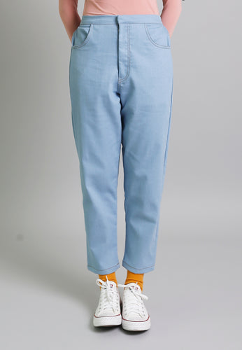 Boyfriends Jeans (Light Blue)