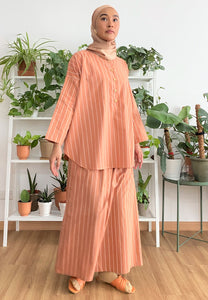 Hanii Baggy Top (Golden Brown)