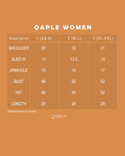Load image into Gallery viewer, Qaple Women (Blue)