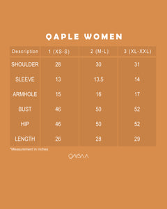 Qaple Women (Blue)