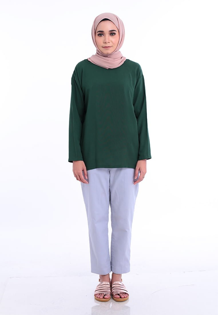 Aufaa Basic Top (Emerald Green)