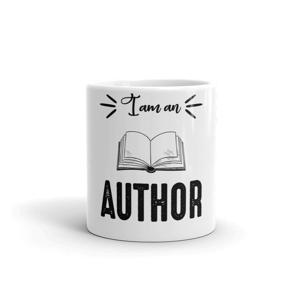 The Author Collection-I am an Author-Mug