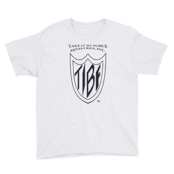 TIBF Youth Short Sleeve T-Shirt
