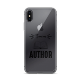 The Author Collection-I am an Author-iPhone Case