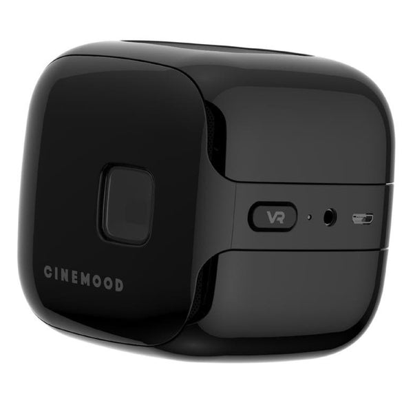 360º Portable Projector & Content Device CINEMOOD