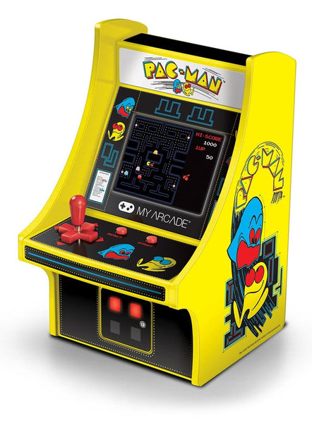 Pac-Man Micro Cabinet ARCADE1UP
