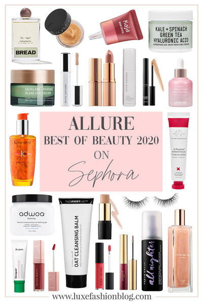 Allure Magazine Products Luxe Fashion Blog