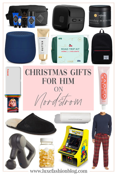Christmas Gifts For Him On Nordstrom