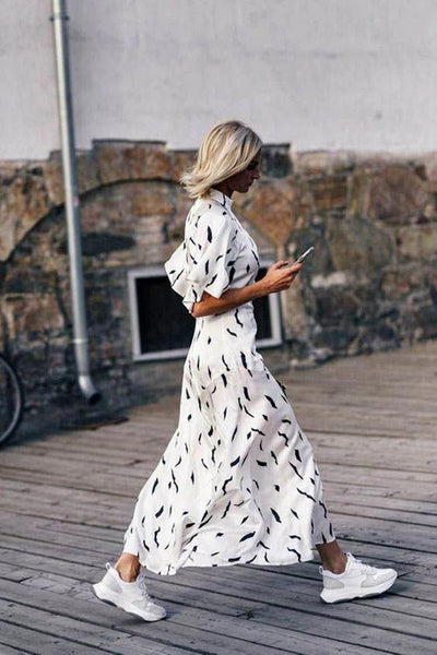 Dress+Sneakers_LuxeFashionBlog