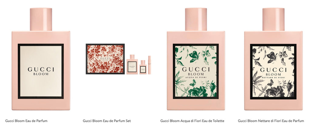 Gucci Bloom Collection Nordstrom