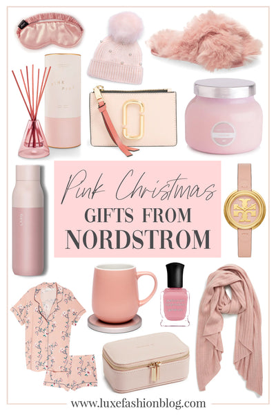 Pink Christmas Gifts Nordstrom