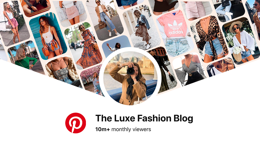 Pinterest Luxe Fashion Blog