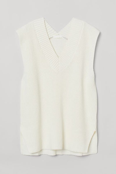 V-Neck-Rib-knit-Sweater-Vest(1)