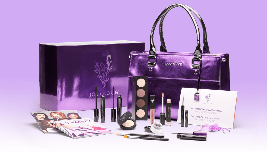 Younique Presenter Kit Beauty Box Luxe Fashion Blog