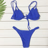Greenfield Beach | Strappy Triangle Bikini
