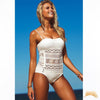 Margarita Island | Lace Strapless One Piece