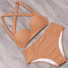 Ramatuelle | High Waist Push Up Bikini