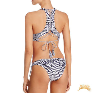 Sabang Beach | Tribal Print Sporty Bikini