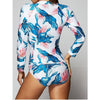 Melbourne | Surf Zipper Long Sleeve One Piece