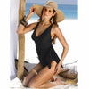 Montevideo | Multi-wear Black Skirt One Piece Swimsuit