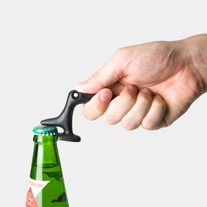 Tadahiro Baba Bottle Opener Crow High in use | Shortlist store Ghent Belgium