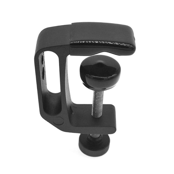 Multifunction C Type Clamp Clip tripod for Camera Flash Speedlite Holder Light tripode para movil
