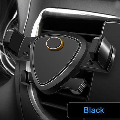 Car Phone Holder for iphone xiaomi Phone Stand Mobile Support In Car Mount Air Vent Universal Smartphone Holder Soporte Movil