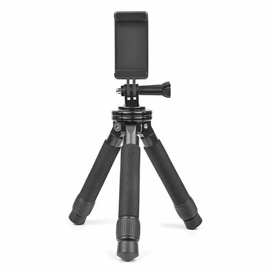 Mini Lightweight Foldable Aluminum Alloy Tripod Tabletop Travel Stand For Digital SLR DSLR Camera Phone Tripod Para Movil Tripod