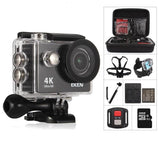 "EKEN H9R / H9 Action Camera Ultra HD 4K / 30fps WiFi 2.0"" 170D Underwater Waterproof Helmet Video Recording Cameras Sport Cam"