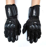Gants Pilote Moto Furygan Cuir Carbone Promotion Sale Discount