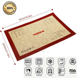 Tapis Silicone de Cuisson Silpat Large XXL - easyshopping 2018
