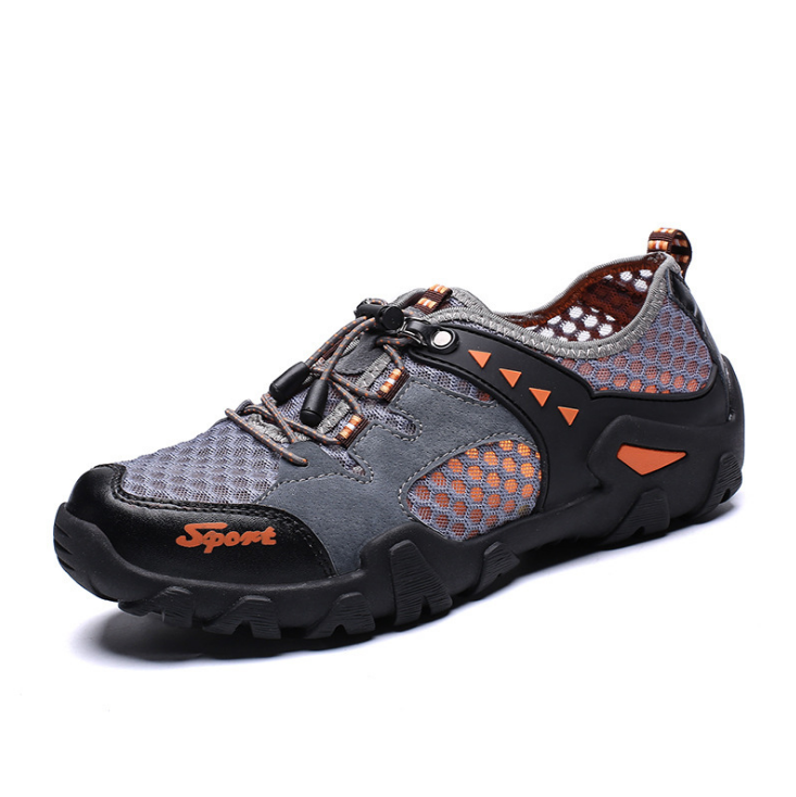 Mesh Breathable Outdoor Casual Hiking Shoes